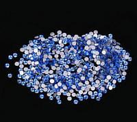 Стразы Swarovski blue, SS6 (100 шт)