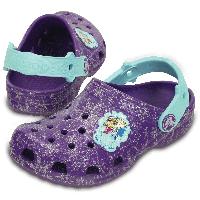 Кроксы для девочки Классик Фрозен оригинал / Сабо Crocs Kids' Classic Frozen Clog