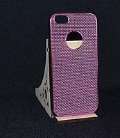 Чехол iPhone 5G розовый Armor  (Айфон 5s, чехол-накладка, бампер, защита для телефонов, кейс )