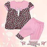 Летний костюм для малышей Рост:74-80-86 см (5331)