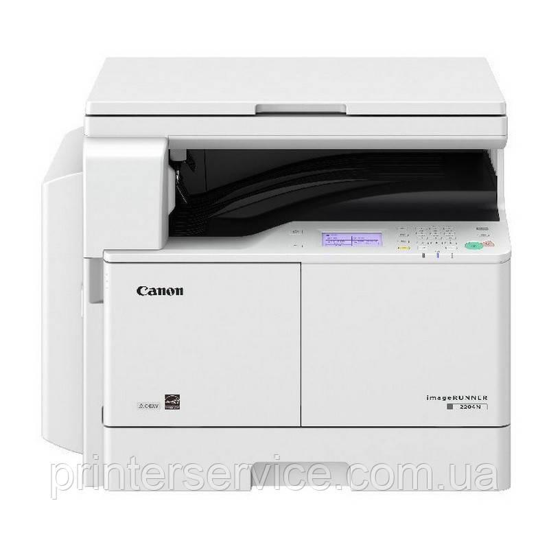 Лазерное МФУ с Wi-Fi Canon imageRunner 2204n, A3, 22 стр/мин,