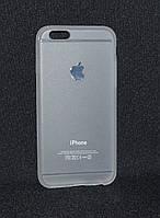 Чехол iPhone 6G прозрачный Creative T  (Айфон 6, чехол-накладка, бампер, защита для телефонов, Накладка, кейс)