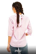 Рубашка с бантом сзади, фото 2