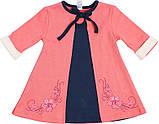 Весеннее платье для девочек Swek (1-2 года), фото 5