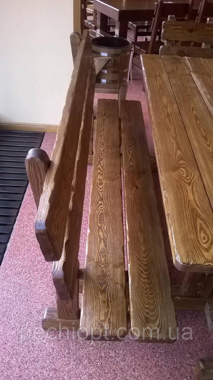 Деревянная мебель для ресторанов