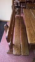 Деревянная мебель для ресторанов, фото 1