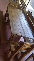 Деревянная мебель для ресторанов, фото 2