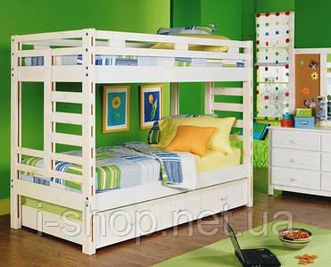 Кровать двухъярусная Оскар