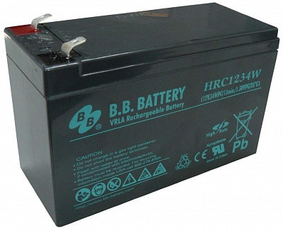 Аккумуляторная батарея B.B. Battery HRC 1234W
