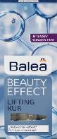 Balea Ampullen Beauty Effect Lifting Kur - Сыворотка для кожи лица в ампулах с эффектом лифтинга, 7 мл