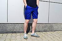 Шорты летние, мужские молодежные,карго, классические, синие