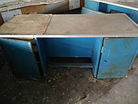 Стол слесарный, верстак слесаря-сборщика б/у