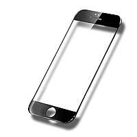 Защитное стекло Iphone 7G+ Full черное