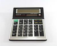 Калькулятор T612C, 12-разрядный электронный компактный настольный калькулятор