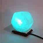 Соляная лампа Радуга - USB