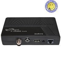 Sat-Integral S-1224 HD Stealth modern
