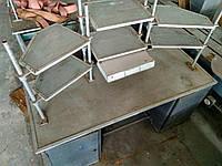Верстак слесаря сборщика, стол слесарный