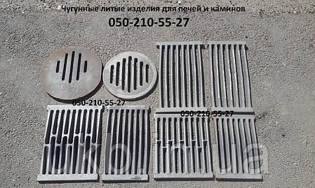 Рушта чавунні 300*200 мм (4,5 кг), фото 2