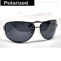 Поляризационные солнцезащитные мужские  очки ,№Р08355