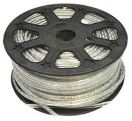 Светодиодная лента 3528-60 led 220V IP67 теплый белый