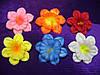 Искусственные цветы, пресс нарцисс средний