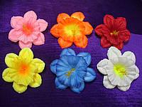Искусственные цветы, пресс нарцисс средний, фото 1