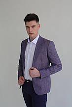 Мужской пиджак 100% лен Fratello