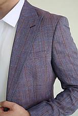Мужской пиджак 100% лен Fratello, фото 2