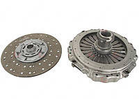 Корзина, диск сцепления на ДАФ - комплект сцепления DAF XF, CF, LF, 200/400/105/95/85/75