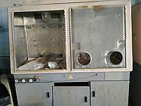 Шкаф вытяжной 1ШВ2 лабораторный , вытяжка