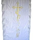 Покрывало ритуальное шелк, фото 2