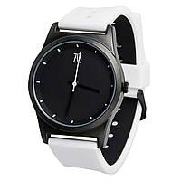 """Элитные белые часы """"Black"""" на подарок"""