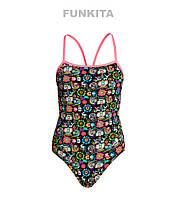 Женский сдельный купальник Funkita Bugalugs FS15, фото 1