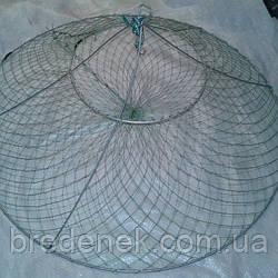 Раколовка круглая ручная работа диаметр 60 см чернильница
