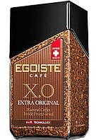 Кофе Egoiste X.O. растворимый 100 г.