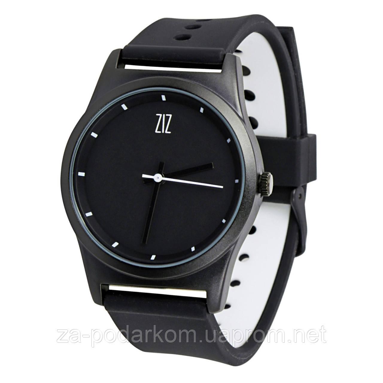 """Часы мужские черные """"Black"""" на подарок"""