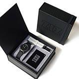 """Часы мужские черные """"Black"""" на подарок, фото 6"""