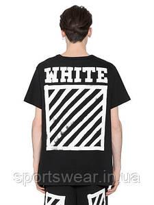 "Мега Футболка мужская  OFF WHITE """" В стиле Off White """""