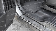 Накладки на пороги Honda Pilot (накладки порогов Хонда Пилот)