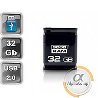 USB Flash 32Gb Goodram Piccolo (UPI2-0320K0R11) Black