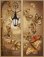 Рисунок на ткани для вышивания бисером Романтический вечер