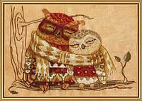 Набор для вышивания нитками на канве Семейное тепло СР 4221