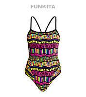 Женский сдельный купальник Funkita Serengeti Summer FS15