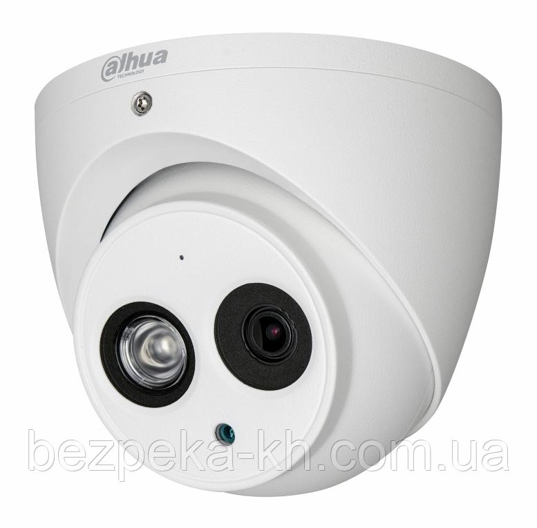 4Мп видеокамера Dahua HDCVI WDR DH-HAC-HDW2401EMP- A