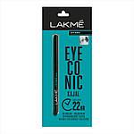 Аюрведическая подводка-карандаш для глаз Lakme Eyeconic черная 0.35г
