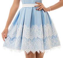 Платье с кружевом , фото 2