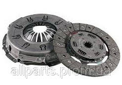 Корзина, диск сцепления на МАН - комплект сцепления MAN TGA M/L, XL, XXL, F90, L2000, F2000, TGX, TGS