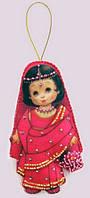 Набор для шитья куклы Кукла. Индия