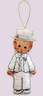 Набор для шитья куклы Кукла. Жених