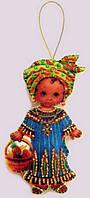 Набор для шитья куклы Кукла. Африка